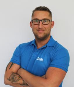 Jan Bel, personal trainer van Jan Bel personal training in de regio Zwolle